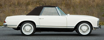 1963 Mercedes-Benz 230 SL