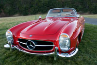 1961 Mercedes-Benz 300SL Roadster